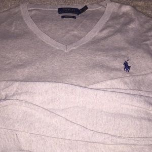 Ralph Lauren V-Neck Sweater